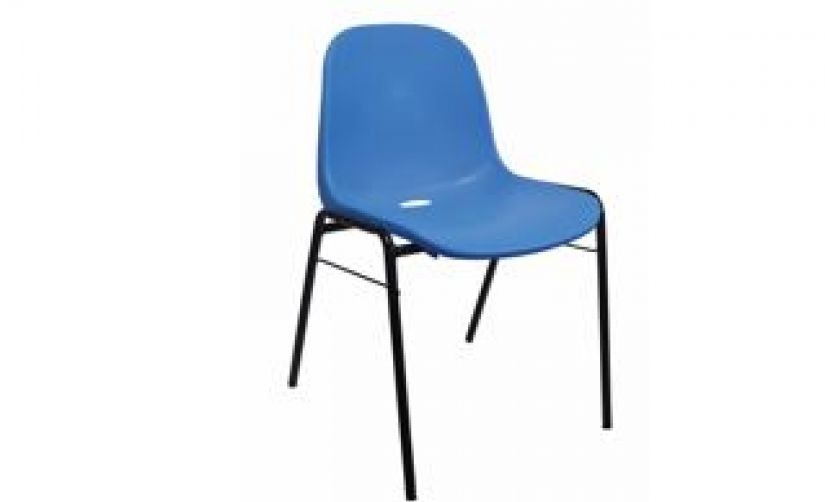 chaise coque empilable algeco - Chaise Coque